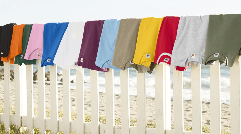 Le 5 magliette più economiche da personalizzare