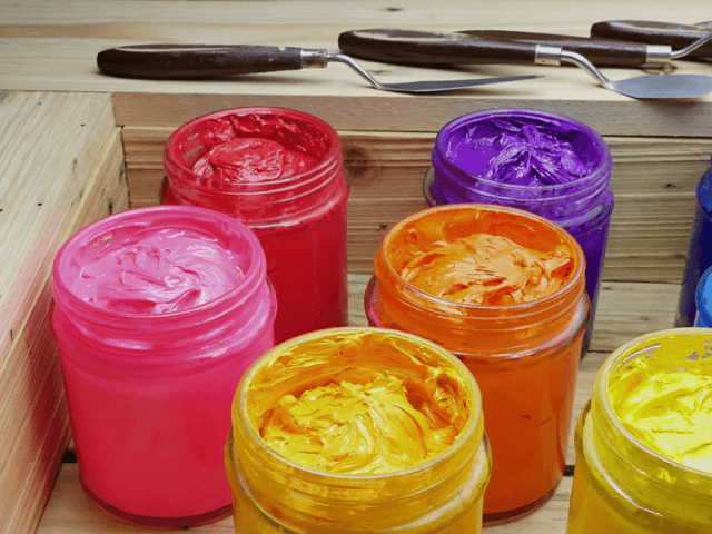Com'è fatto: quali sono i principali inchiostri usati in serigrafia?