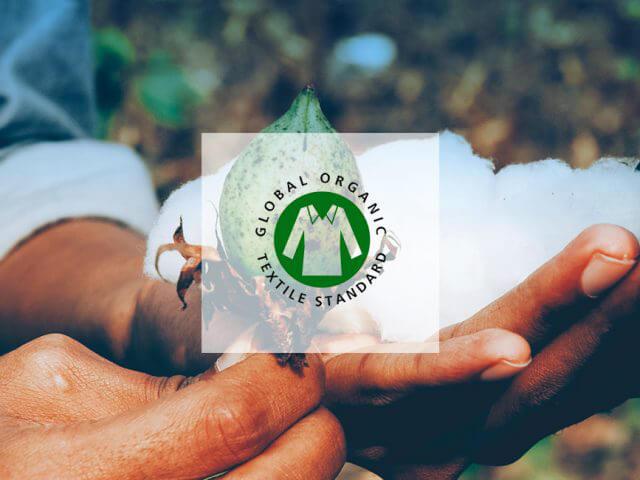Perché scegliere il cotone organico: la certificazione Global Organic Textile Standard