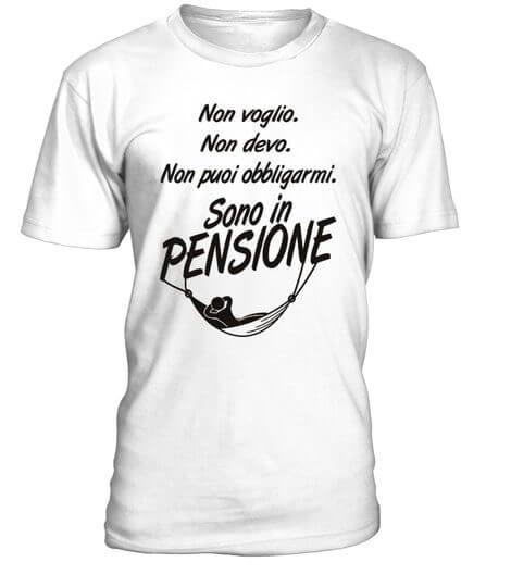 Magliette Personalizzate Per La Pensione Burger Print Blog