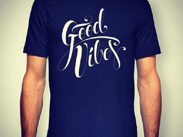 lettering per magliette personalizzate economiche