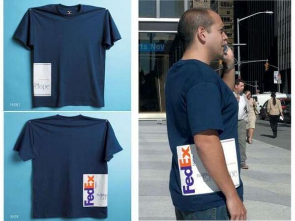 magliette personalizzate creative