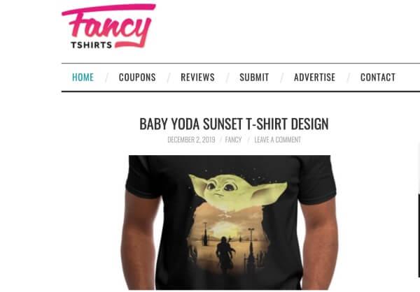 blog di disegni per magliette personalizzate low cost