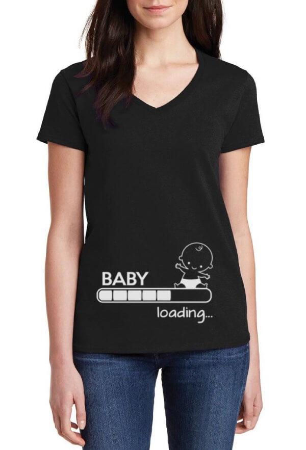 magliette personalizzate economiche pre parto