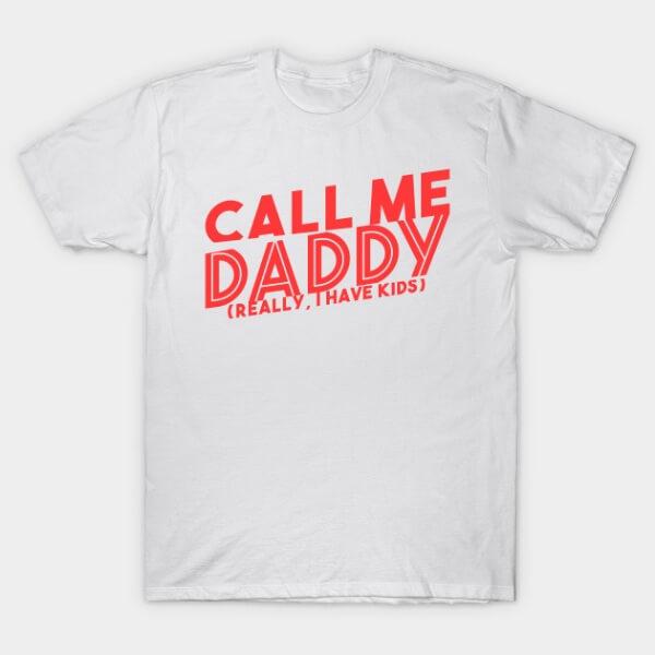 t shirt per neo papà personalizzate