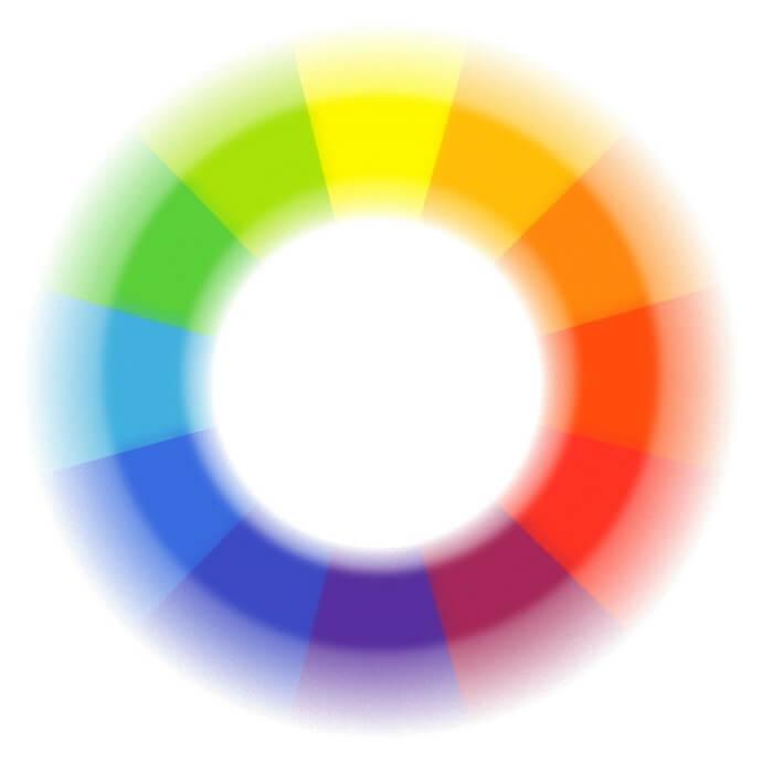 schema colori polo gialla personalizzata
