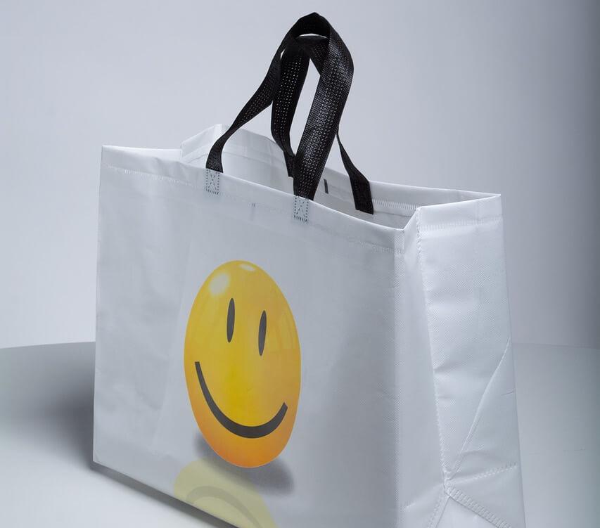 shopping bag canvas o tnt