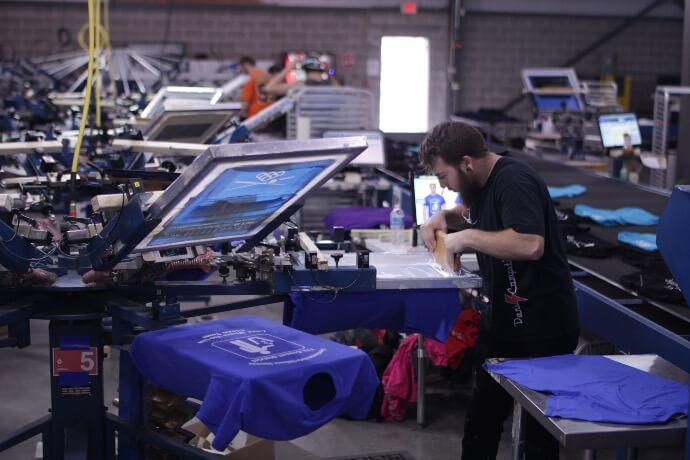 stampare magliette natalizie personalizzate online