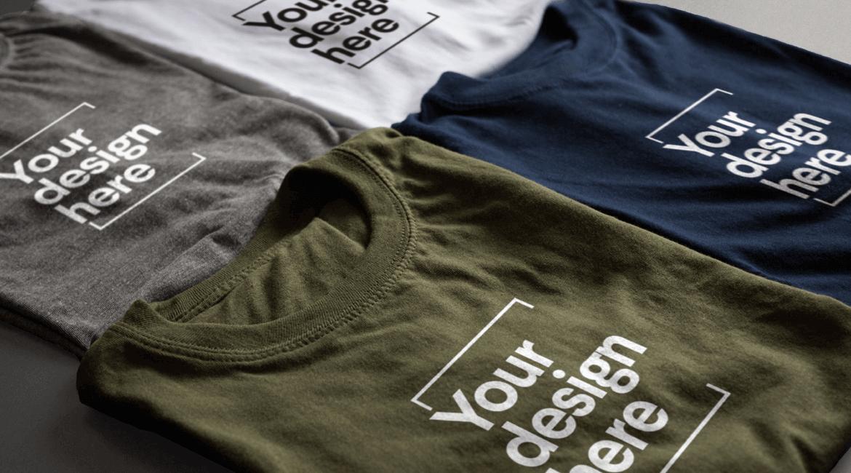 Come scegliere le magliette da personalizzare