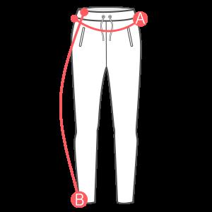 sketch taglie