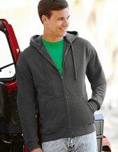 Premium Jacket Cappuccio Zip